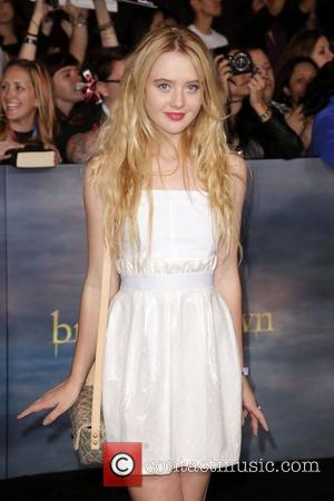 Kathryn Newton Premiere of Summit Entertainment's 'The Twilight Saga: Breaking Dawn - Part 2' at Nokia Theatre L.A. Live Los...