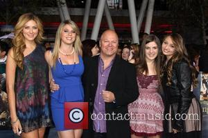 Michael Chiklis  The premiere of 'The Twilight Saga: Breaking Dawn - Part 2' at Nokia Theatre L.A. Live...
