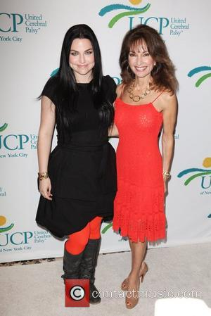 Singer Amy Lee of Evanescence and Susan Lucci  11th Annual Women Who Care Luncheon Benefiting United Cerebral Palsy of...