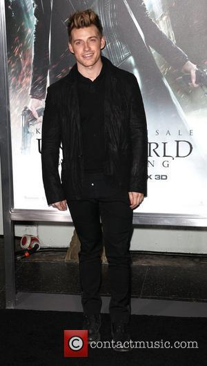 Jeremiah Brent Premiere of Screen Gems' 'Underworld: Awakening' at the Grauman's Chinese Theatre - Arrivals Los Angeles, California - 19.01.12
