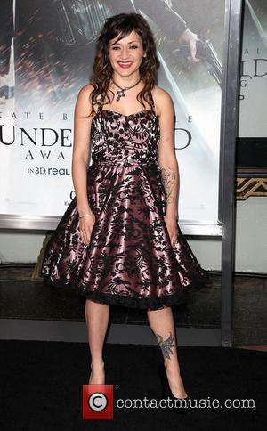 Lacey Sturm Premiere of Screen Gems' 'Underworld: Awakening' at the Grauman's Chinese Theatre - Arrivals Los Angeles, California - 19.01.12