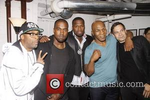 Spike Lee, 50 Cent, Kanye West and Mike Tyson