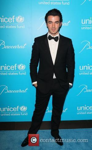 Kevin Jonas Delivers Gifts To Children's Hospital