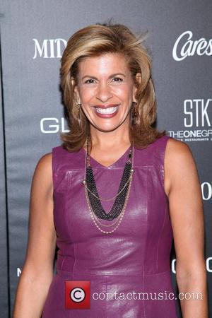 Hoda Kotb US weekly honors the most 25 most stylish New Yorkers of 2012 New York City, USA - 12.09.12