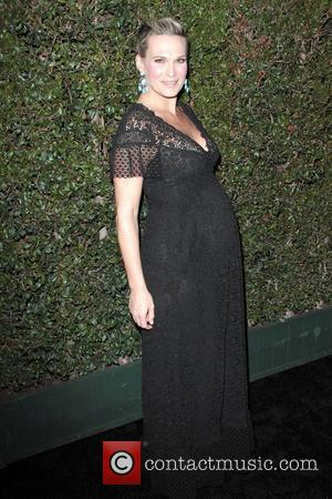 Molly Sims Suffers Food Poisoning