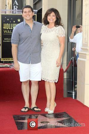 Van Halen, Valerie Bertinelli and Star On The Hollywood Walk Of Fame