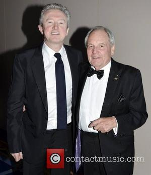 Louis Walsh, Tony Hatch Variety Children's Charity Humanitarian Awards Gala Dinner at The Burlington Hotel Dublin, Ireland - 06.05.12