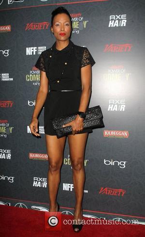 Aisha Tyler  3rd Annual Variety Power of Comedy Awards at Avalon Hollywood - Arrivals Los Angeles, California - 17.11.12