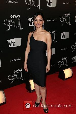 Archie Panjabi,  at the VH1 Divas Celebrates Soul at Hammerstein Ballroom - Red Carpet New York City, USA -...