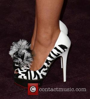 Kelly Osbourne (shoe detail) VH1 Divas 2012 held at The Shrine Auditorium - Arrivals  Featuring: Kelly Osbourne (shoe detail)Where:...