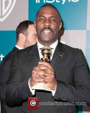 Idris Elba Confirms 'Thor 2' Role After Globes Success