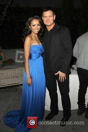 Kat Graham and Kevin Williamson The Ripple Effect Benefiting The Water Project Charity held at Sunset Luxe Hotel - Inside...