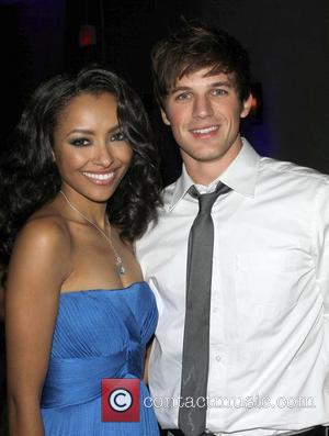 Kat Graham and Matt Lanter The Ripple Effect Benefiting The Water Project Charity held at Sunset Luxe Hotel - Inside...