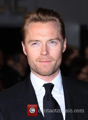 Ronan Keating 'W.E' UK premiere held at the Odeon Kensington - Arrivals London, England - 11.01.12