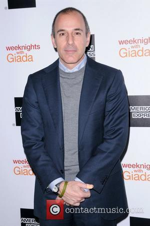 Matt Lauer Signs $30 Million A Year Contract With Today?