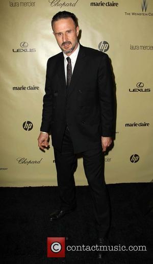 David Arquette Honoured For Philanthropy