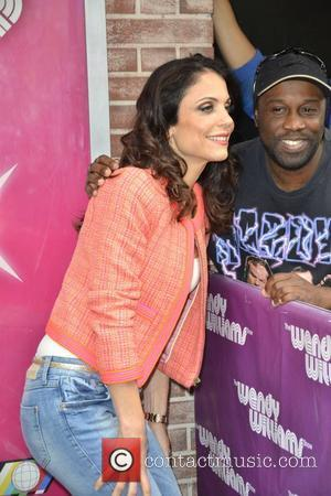 Bethenny Frankel Celebrities arriving at the Wendy William Show New York City, USA - 11.06.12