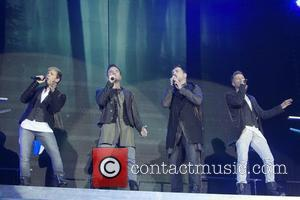 Kian Egan, Nicky Byrne and Westlife