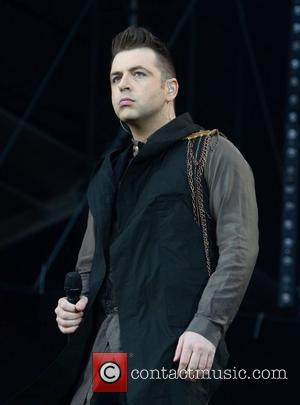 Westlife (Mark Feehily)  The final ever performance of record breaking boyband Westlife at Croke Park Dublin, Ireland - 22.06.12