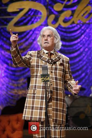 Billy Connolly Given Outstanding Contribution Award At Scottish Baftas