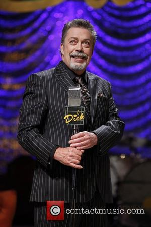 Tim Curry Makes Rare Public Appearance To Collect Award