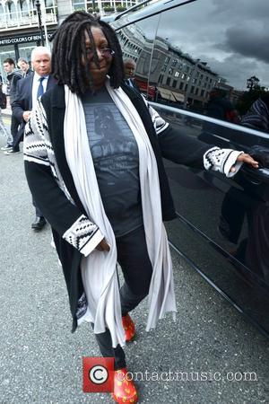 Whoopi Goldberg, Gold Honorary Medal, Patronage, Trinity College Philosophical Society, Dublin and Ireland