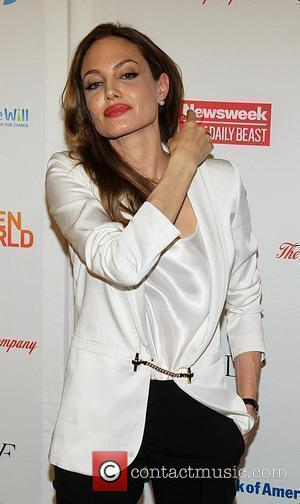 Angelina Jolie The Third Annual 'Women in the World: Stories and Solutions' Summit New York City, USA - 08.03.12