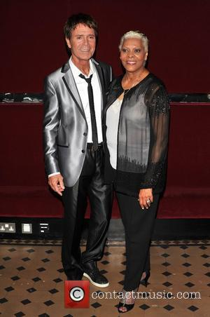 Dionne Warwick, Sir Cliff Richard World Hunger Day Concert - photocall held at the Royal Albert Hall. London, England -...