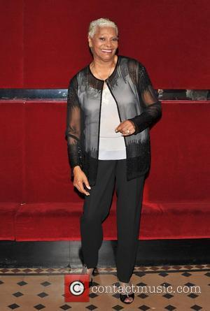 Dionne Warwick World Hunger Day Concert - photocall held at the Royal Albert Hall. London, England - 28.05.12