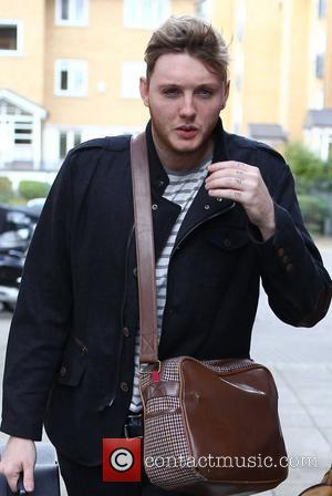James Arthur Gets A Snog From Mystery Brunette: Who Is It?