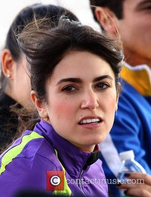 Nikki Reed Runs Half-marathon
