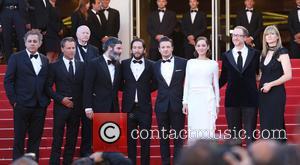 James Gray, Marion Cotillard and Jeremy Renner