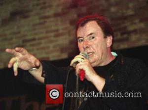 Reg Presley - Reg Presley of The Troggs performing live