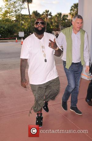 Rick Ross - Art Basel Miami Beach 2012 - VIP...