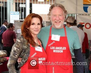 Timothy Busfield, Melissa Gilbert