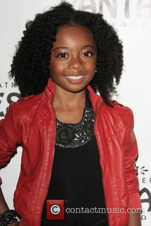 Skai Jackson - Peter Pan - Los Angeles Opening Night Performance at Pantages Theatre in Hollywood Los Angeles California United...