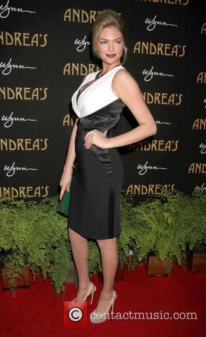 Kate Upton - Andrea's Restaurant grand opening Las Vegas Nevada United States Wednesday 16th January 2013