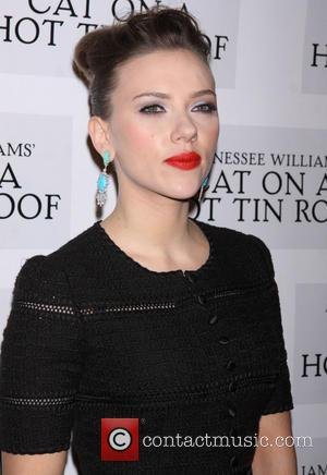 Scarlett Johansson - 'Cat On A Hot Tin Roof' Party