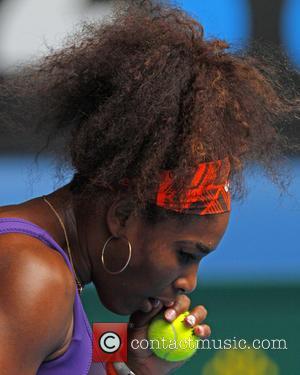 Serena Williams - Australian Open Tennis 2013 Melbourne Australia Thursday 17th January 2013