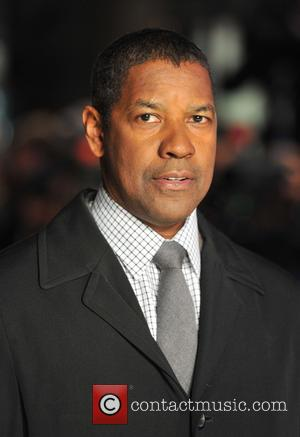 Denzel Washington - 'Flight' UK Film Premiere London United Kingdom Thursday 17th January 2013