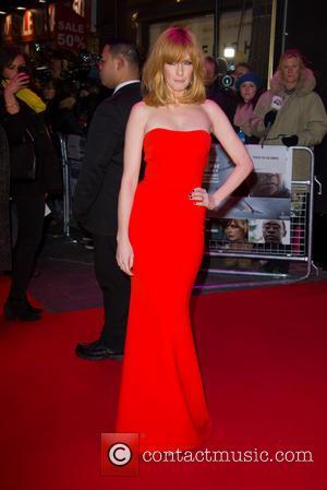 Kelly Reilly - Flight Film Premiere London England United Kingdom Thursday 17th January 2013