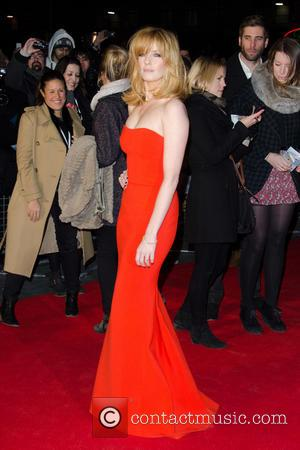 Kelly Reilly - UK Premiere of 'Flight' London United Kingdom Thursday 17th January 2013