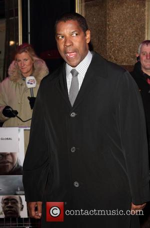Denzel Washington - UK Film Premiere of 'Flight' London United Kingdom Thursday 17th January 2013