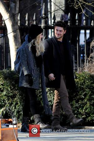 Imogen Poots and Zac Efron