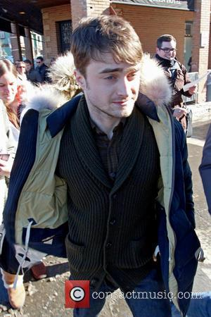 Daniel Radcliffe - Celebrities are seen out and about during...