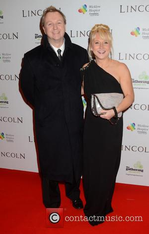 Matt Cooper and Eileen Cooper - European Premiere of 'Lincoln' Dublin Ireland Sunday 20th January 2013