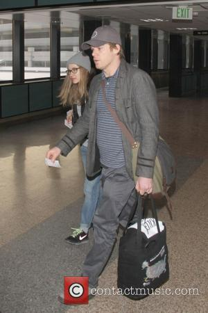 Michael C Hall - Celebrities arrive at Salt Lake City International...