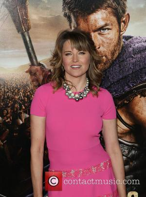 Lucy Lawless -