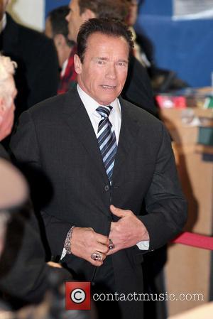 Arnold Schwarzenegger - 'The Last Stand' UK Film Premiere