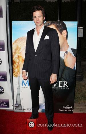 David Walton - The Premiere Of Disney ABC Television & The Hallmark Hall Of Fame's 'The Makeover' Los Angeles California...